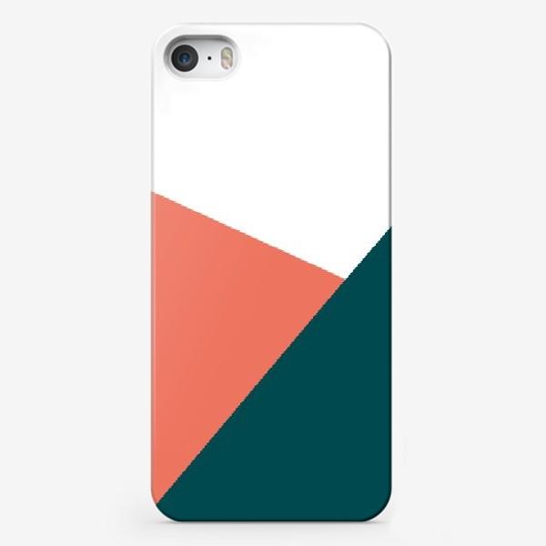 Чехол iPhone «Геометрия /Geometry»