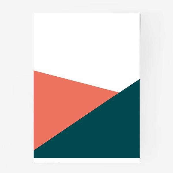 Постер «Геометрия /Geometry»