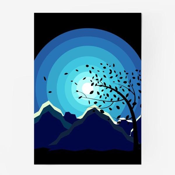 Постер «Горный ветер»