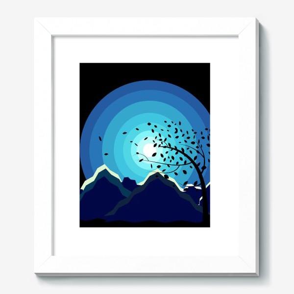 Картина «Горный ветер»