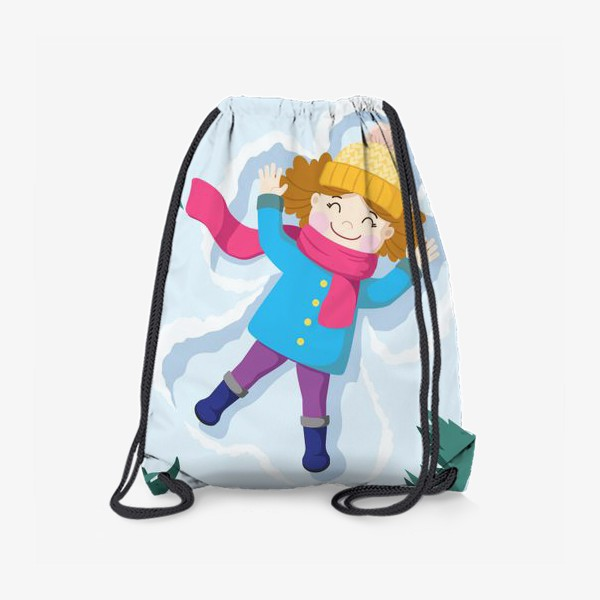 Рюкзак «Снежный ангел»