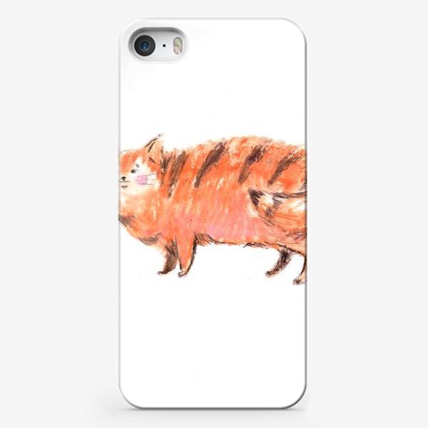 Чехол iPhone «Рыжий»