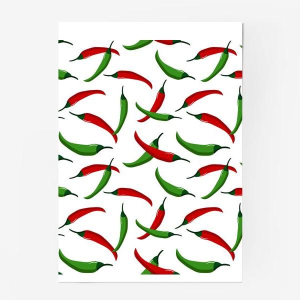 Постер «Острые  перцы»