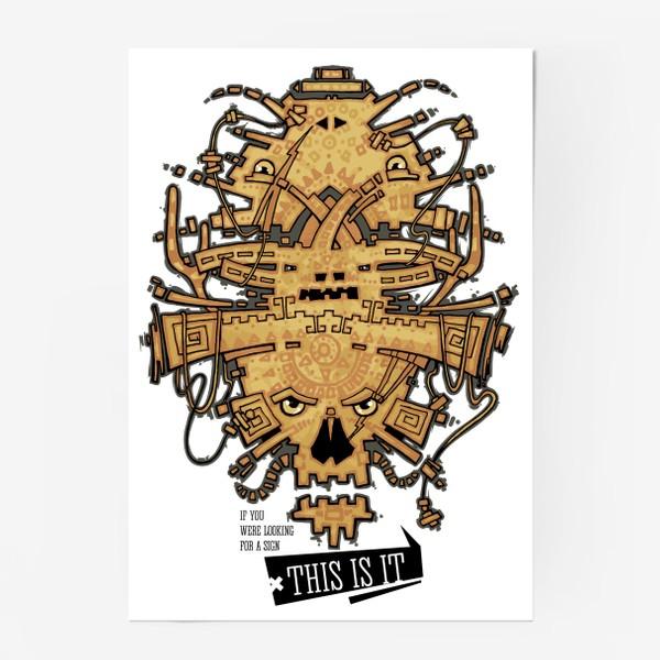 Постер «Хипстер»