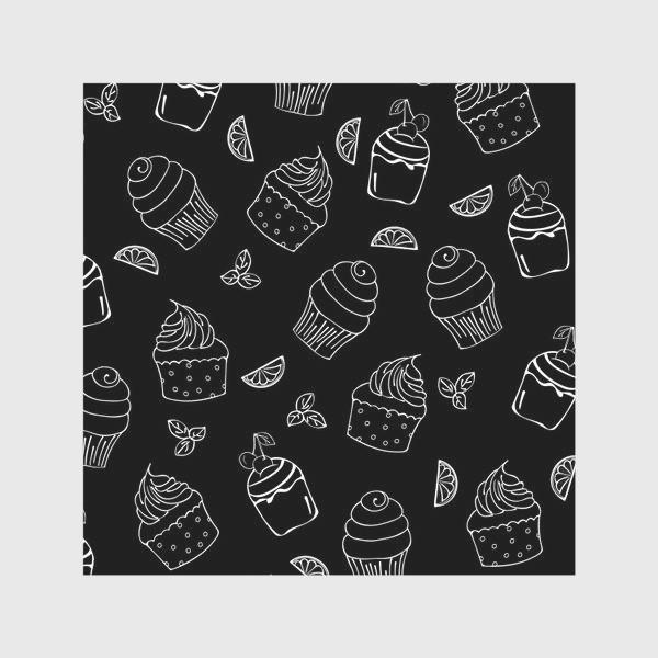 Скатерть «кексы и пирожные»