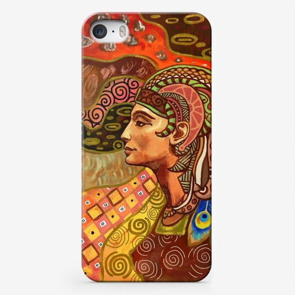 Чехол iPhone «Дева знак гороскопа»