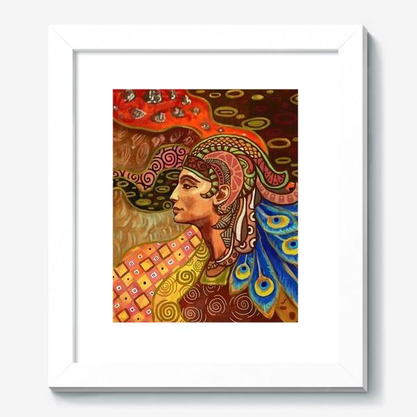 Картина «Дева знак гороскопа»