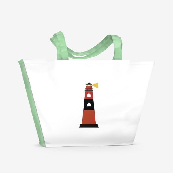 Пляжная сумка « Маяк»