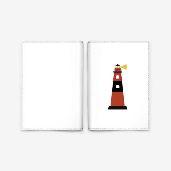 Обложка для паспорта « Маяк»