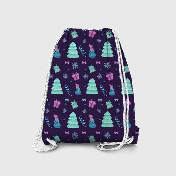 Рюкзак «Снеговички»
