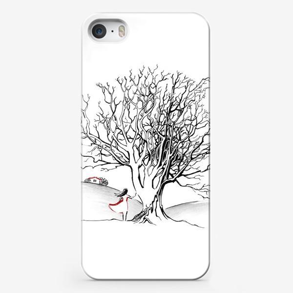 Чехол iPhone «Дерево»