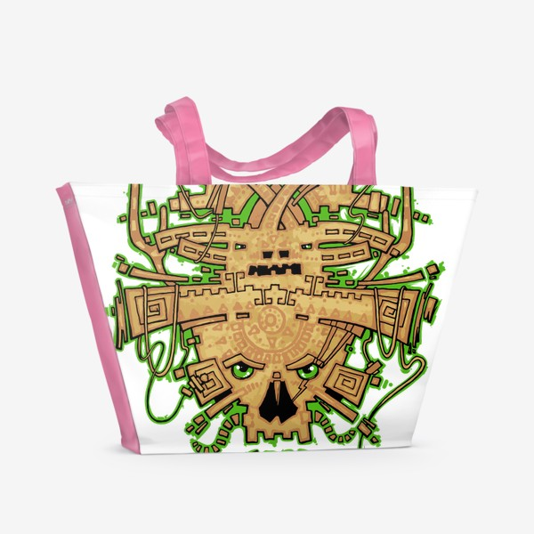 Пляжная сумка «Хипстер»