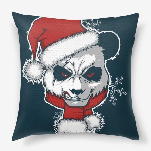 Подушка «Angry panda»