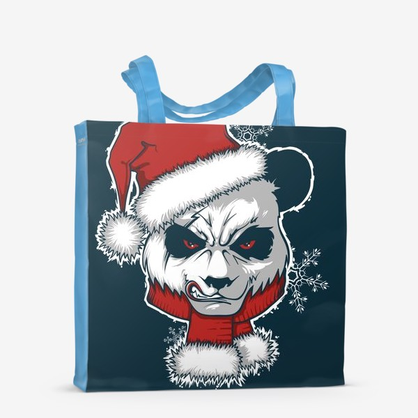 Сумка-шоппер «Angry panda»