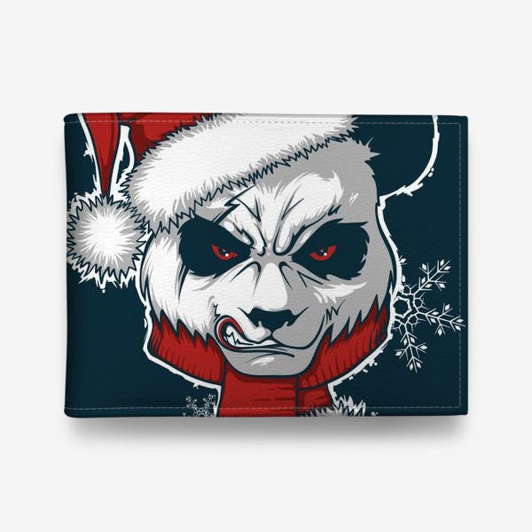 Кошелек «Angry panda»
