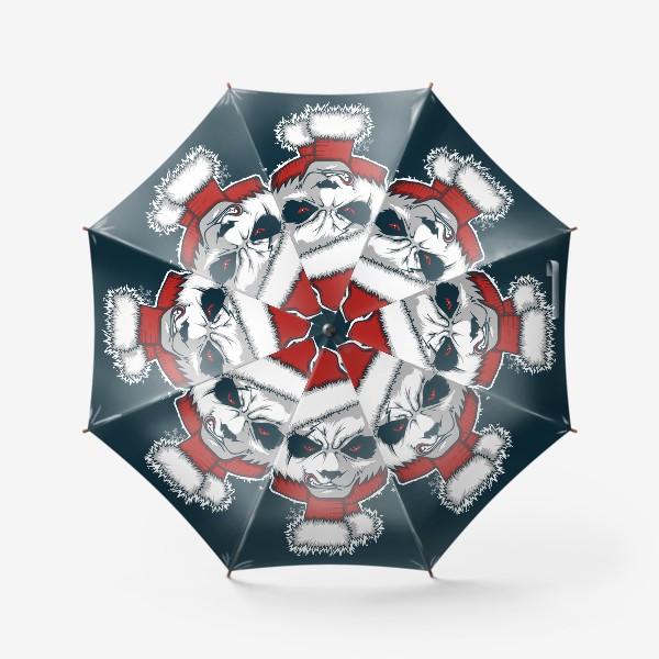 Зонт «Angry panda»