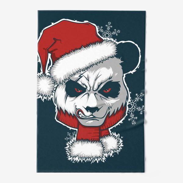 Полотенце «Angry panda»