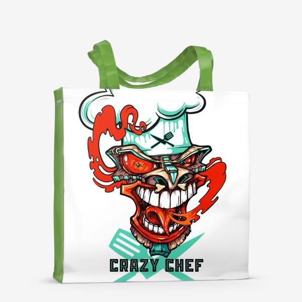 Сумка-шоппер «Tiki crazy shef»
