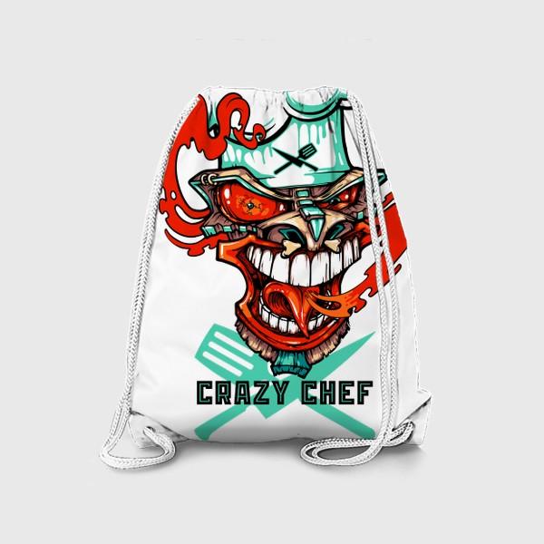 Рюкзак «Tiki crazy shef»