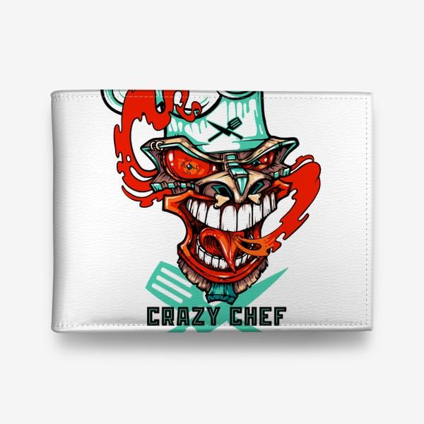 Кошелек «Tiki crazy shef»