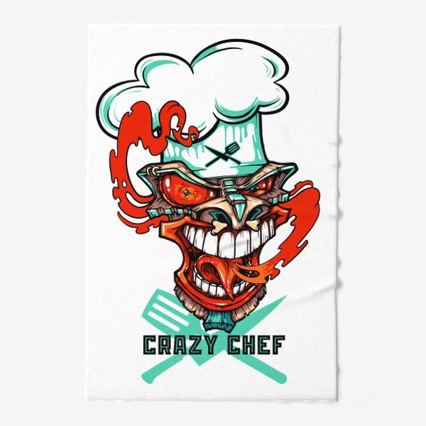 Полотенце «Tiki crazy shef»