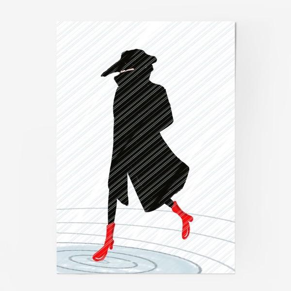 Постер «Дождь »