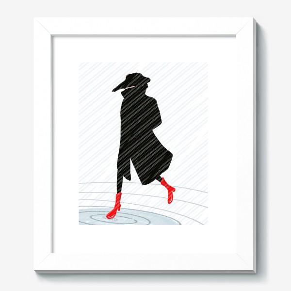 Картина «Дождь »