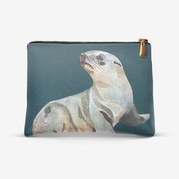 Косметичка «Морской котик»