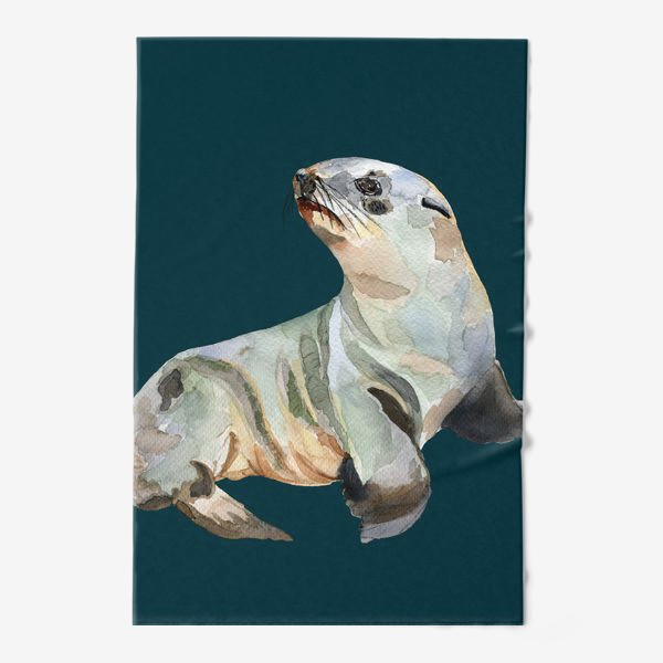 Полотенце «Морской котик»