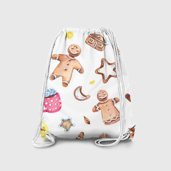 Рюкзак «Имбирное настроение»