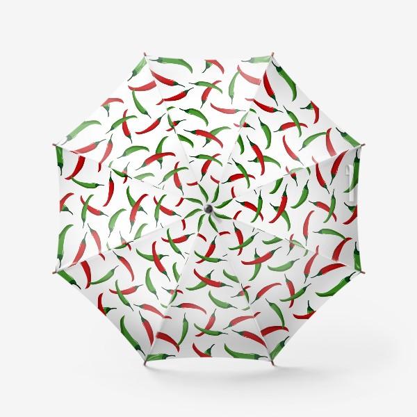 Зонт «Острые  перцы»