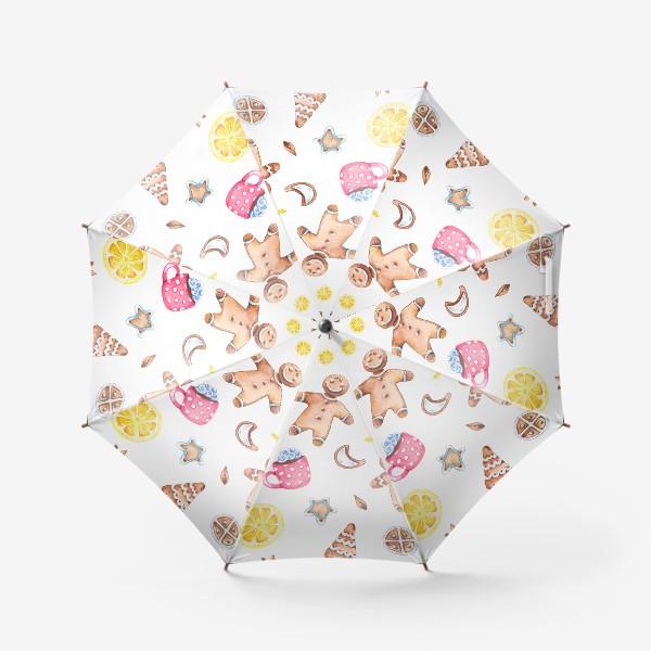 Зонт «Имбирное настроение»