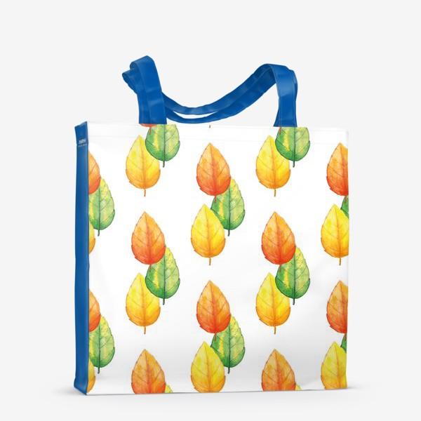 Сумка-шоппер «Осенние листья»