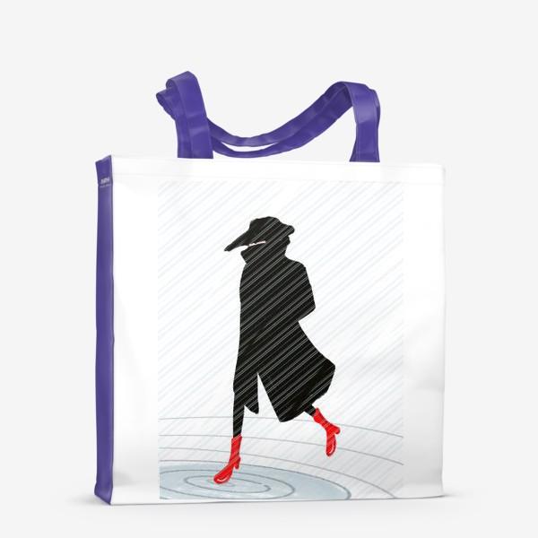 Сумка-шоппер «Дождь »