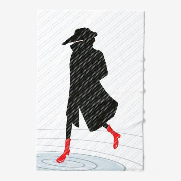 Полотенце «Дождь »