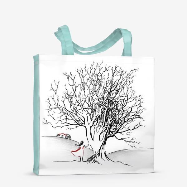 Сумка-шоппер «Дерево»