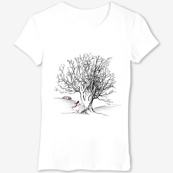 Футболка «Дерево»