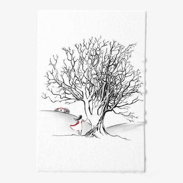 Полотенце «Дерево»