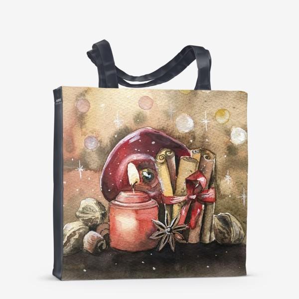 Сумка-шоппер «Новый год»