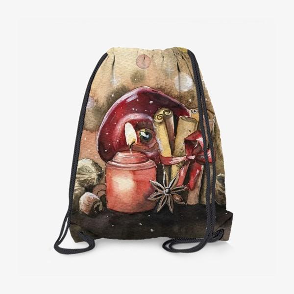 Рюкзак «Новый год»