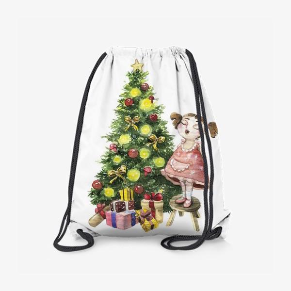 Рюкзак «Елка»