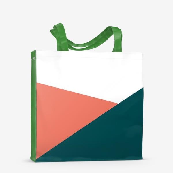Сумка-шоппер «Геометрия /Geometry»