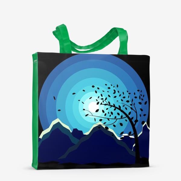 Сумка-шоппер «Горный ветер»