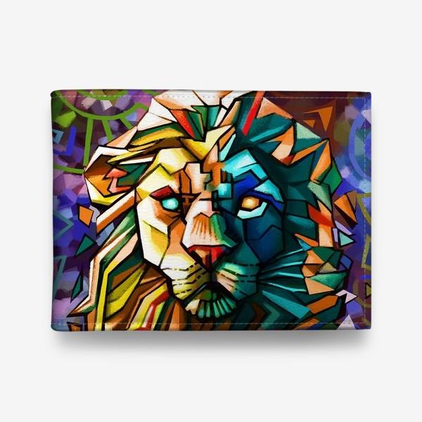 Кошелек «знак зодиака лев»