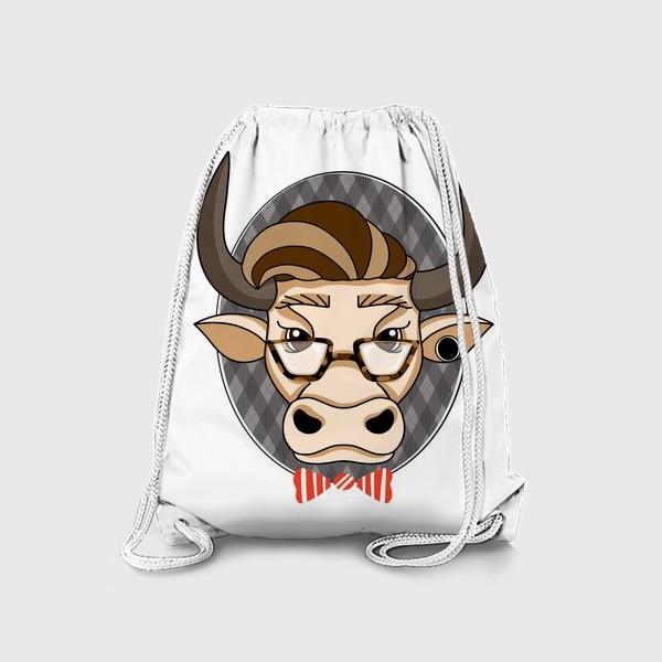 Рюкзак «Год быка. Без текста.»