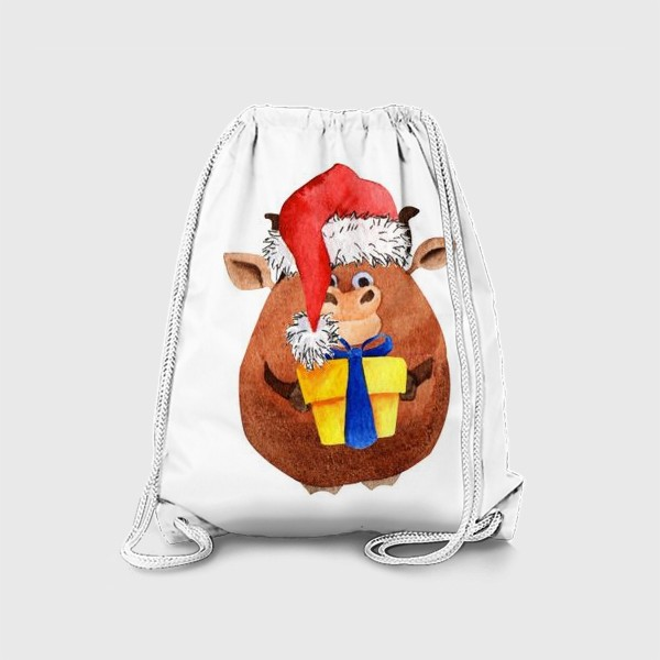 Рюкзак «бык»
