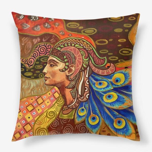 Подушка «Дева знак гороскопа»