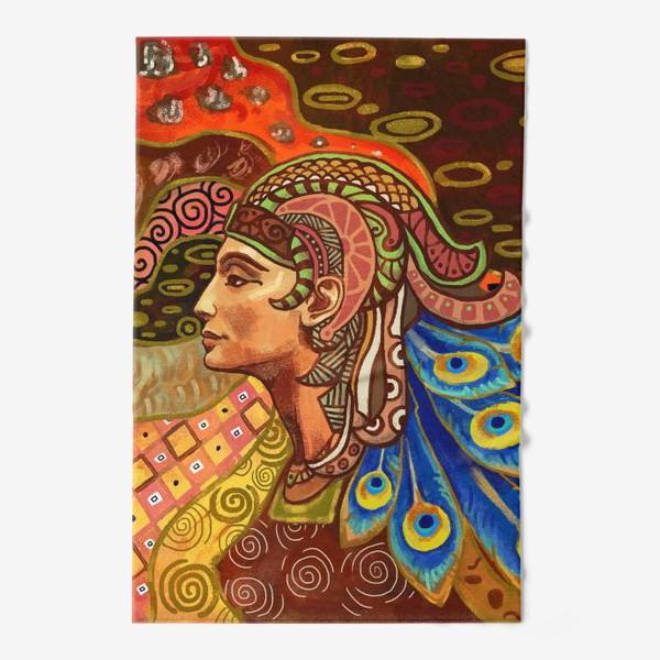 Полотенце «Дева знак гороскопа»