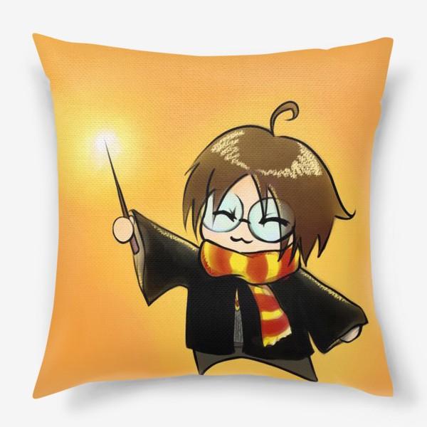 Подушка «Мальчик Волшебник»