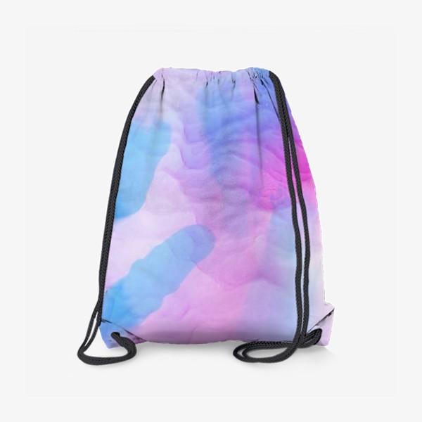 Рюкзак «Яркие красивые разводы красками»